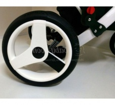 Adamex Barletta на гелевых (непробиваемых) колесах
